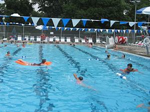 Cuyahoga heights recreation for Cleveland high school swimming pool